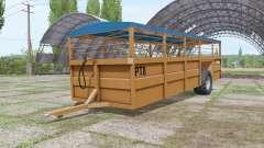 Richard Western CT8 v1.0.1 for Farming Simulator 2017