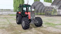 MTZ Belarus 820 v2.1 for Farming Simulator 2017