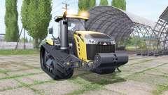 Challenger MT855E dynamic hoses for Farming Simulator 2017