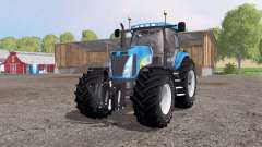 New Holland T8020 for Farming Simulator 2015