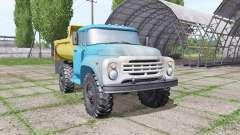 ZIL MMZ 555 for Farming Simulator 2017