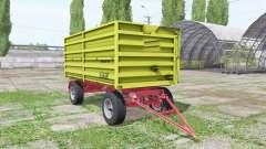 Conow HW 180 V9 for Farming Simulator 2017