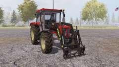 Schluter Super 1050 V for Farming Simulator 2013