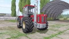 Schluter Super 2500 TVL More Realistc for Farming Simulator 2017