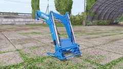 New Holland 750TL MSL for Farming Simulator 2017