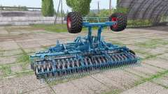 LEMKEN Heliodor 8-600 for Farming Simulator 2017