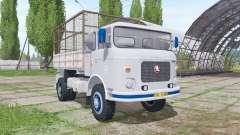Skoda-LIAZ 706 MTSP silo for Farming Simulator 2017