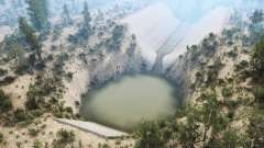 San Dimas Canyon for MudRunner