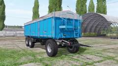 Kroger Agroliner HKD 402 for Farming Simulator 2017