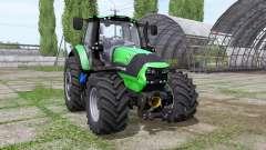 Deutz-Fahr Agrotron 6190 TTV for Farming Simulator 2017