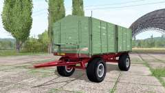 Kroger Agroliner HKD 302 old v1.1 for Farming Simulator 2017