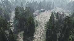 Forest watch for MudRunner