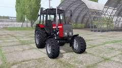 MTZ Belarus 820 v1.1 for Farming Simulator 2017