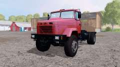 KrAZ 5133 for Farming Simulator 2015