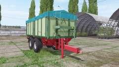 Welger TDK 300 for Farming Simulator 2017