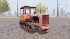 DT 75M for Farming Simulator 2013
