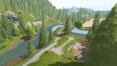 Goldcrest Mountains v3.0 for Farming Simulator 2017