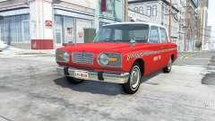 Ibishu Miramar Taxi v1.011 for BeamNG Drive