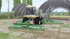 Krone BiG M 500 v2.4.1 for Farming Simulator 2017