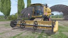 New Holland TC4.90 v1.1 for Farming Simulator 2017