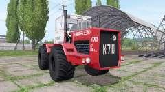 Kirovec K 710 v1.3 for Farming Simulator 2017