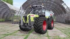 CLAAS Xerion 3800 v2.0.2.2 for Farming Simulator 2017