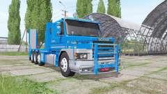 Scania T112E 8x8 v1.1 for Farming Simulator 2017