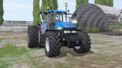 New Holland TM190 for Farming Simulator 2017