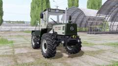 Mercedes-Benz Trac 1100 Intercooler for Farming Simulator 2017