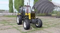 Belarus MTZ 1025 v4.0 for Farming Simulator 2017