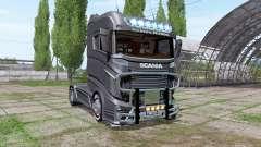 Scania R1000 for Farming Simulator 2017