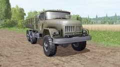 ZIL 131 v1.3 for Farming Simulator 2017