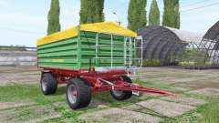 Strautmann SZK 1402 v1.1 for Farming Simulator 2017
