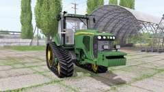 John Deere 8520T for Farming Simulator 2017