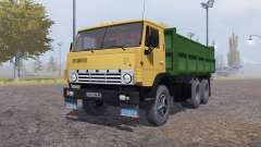 KamAZ 55102 v1.1 for Farming Simulator 2013