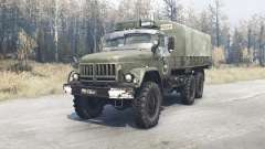 ZIL 131 Chernobyl for MudRunner