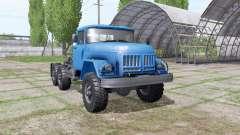 ZIL 131 v2.1 for Farming Simulator 2017