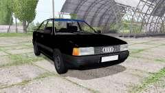 Audi 80 quattro (B3) 1986 for Farming Simulator 2017