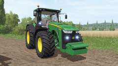 John Deere 8245R v3.0 for Farming Simulator 2017
