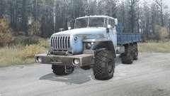 Ural 4320-30 for MudRunner