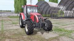 Zetor Forterra 11741 v1.5.3 for Farming Simulator 2017