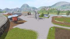 Legend of agriculture for Farming Simulator 2017