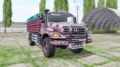 Mercedes-Benz Zetros 1833 A 2008 for Farming Simulator 2017