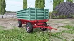 Reisch RD 80 for Farming Simulator 2017