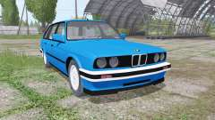 BMW 325iX touring (E30) 1988