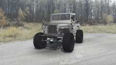 Willys MB off-road v1.1 for MudRunner