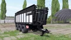 JOSKIN DRAKKAR 8600 black for Farming Simulator 2017