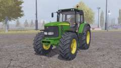 John Deere 6920 v2.0 for Farming Simulator 2013