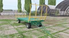 METALTECH PBD 8 for Farming Simulator 2017