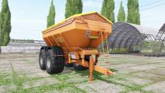 BREDAL K165 v1.1 for Farming Simulator 2017